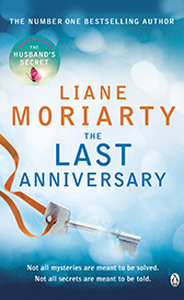 Last Anniversary, Liane Moriarty, Contemporary Fiction, Fiction, Audiobooks, Audio, Audible