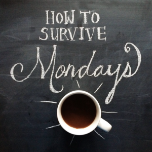Monday, How To, Blackboard, Chalkboard, Instagram, Photos, Pictures