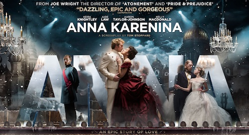 Anna Karenina, Leo Tolstoy, Penguin, Movie Tie-In Edition, Reading, Books, Fiction, Classics, Blog A Book Etc, Fay