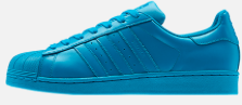 Fashion, Footwear, Shoes, Trainers, Sneakers, Adidas, Sharp Blue, Blog A Book Etc, Fay