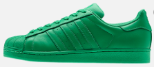 Fashion, Footwear, Shoes, Trainers, Sneakers, Adidas, Green, Blog A Book Etc, Fay