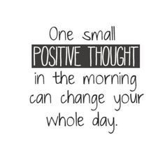 Positive Thought, Positivity, Positive, Quote, Blog A Book Etc, Fay