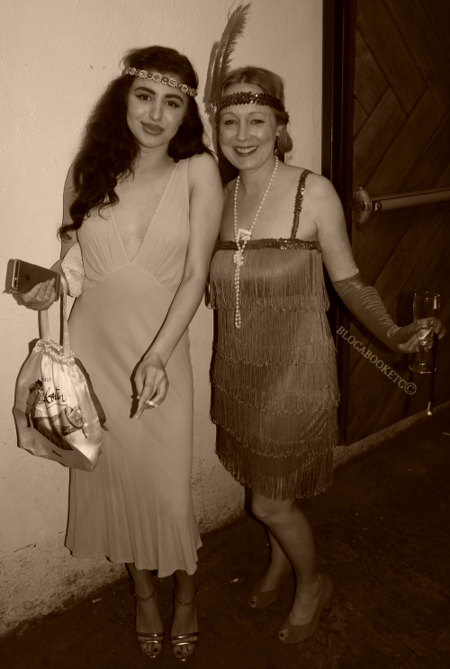 Prohibition, 1920's, Party, Flapper Girl, Blog A Book Etc, Fay