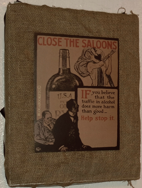 Prohibition Party, 1920's, Vintage, Poster