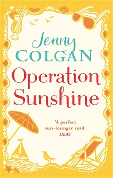 operation sunshine, jenny colgan, chick lit, review