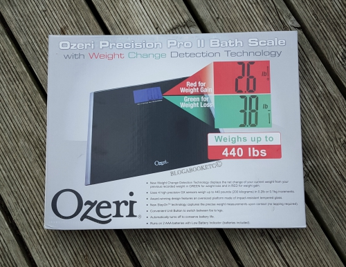 Ozeri, Precision, Bath Scales, Homewares, Bathroom, Health, Exercise, Weight, Lifestyle
