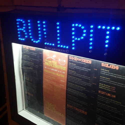 The Bullpit, Newquay, Food, Meat, Steakhouse