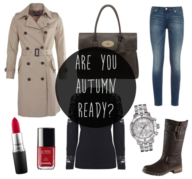 Autumn, Fashion, Blog A Book Etc, Fay