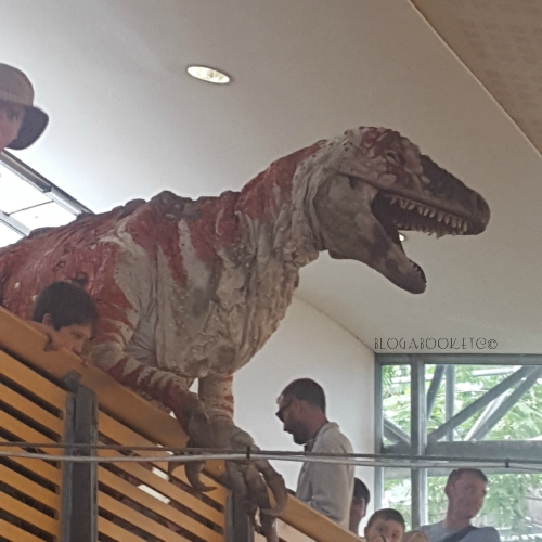 The Eden Project, Nature, Cornwall, Day Trip, England, Blog A Book Etc, Fay, dinosaur