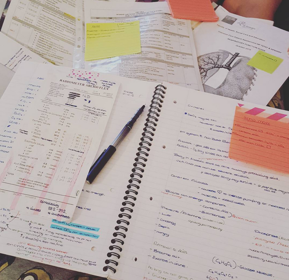 Studying, Study, University, Reading, Working, Blog A Book Etc, Fay, Instagram