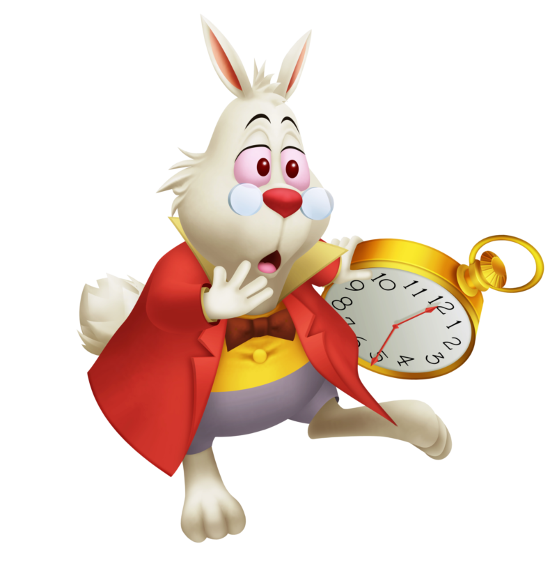 White Rabbit Im Late with Clock, Peak Time, Timing, Heatwave, Alice in Wonderland White Rabbit, White Rabbit, Blog A Book Etc, Fay