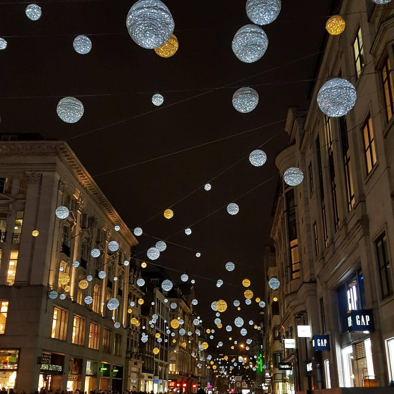 London, Oxford Street, Christmas Lights, Lights, Christmas, Festive Season, Blog A Book Etc, Fay