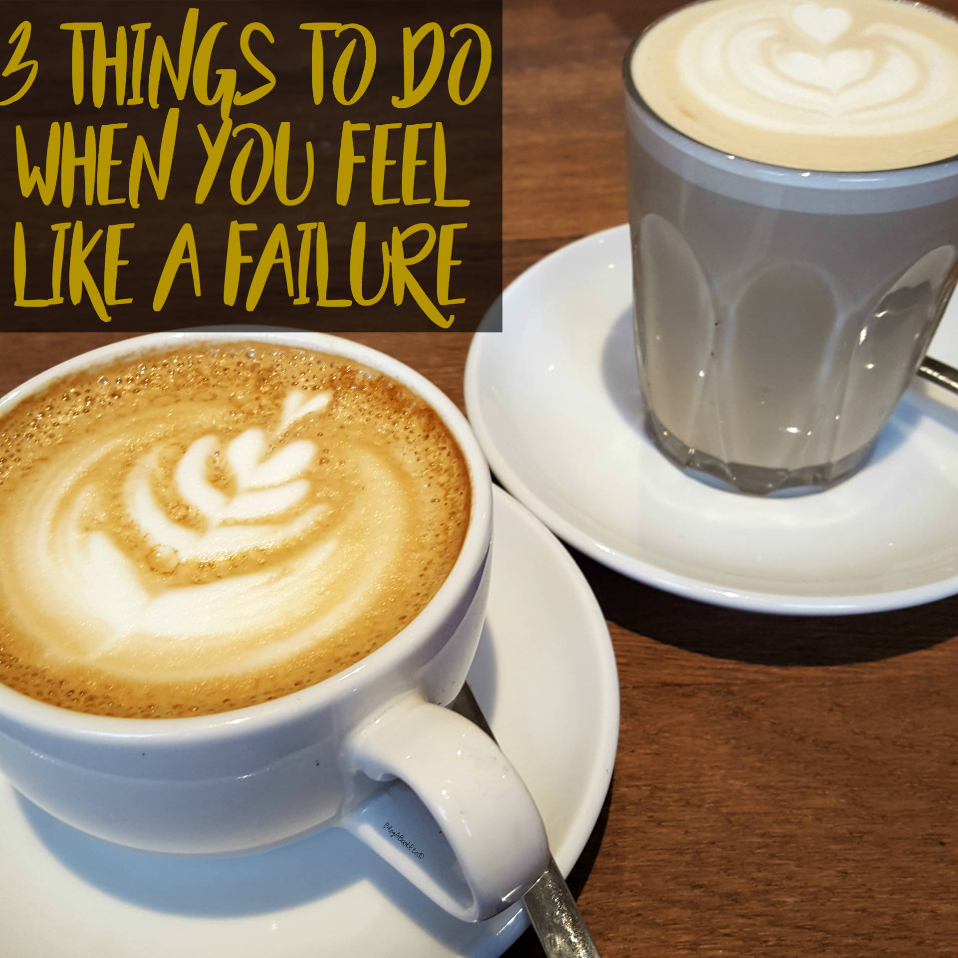 3 Things To Do When You Feel Like A Failure, Coffee, Coffee Time, Department of Coffee Kingston, Department of Coffee, Dept of Coffee, Latte Art, Latte, Cappuccino, Milk, Soy Milk, Kingston, London, Life, Lifestyle, Blogger, Blog A Book Etc, Fay