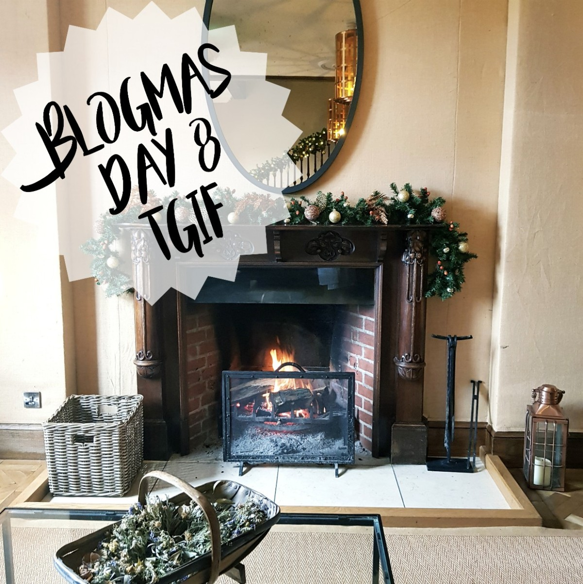 BlogMas, Christmas, BlogMas Day 8 TGIF, Friday, Blog Post, BlogMas Post, Weekend, Champneys Forest Mere, Festive Season, Festive, Holidays, Happy Holidays, Holiday Season, Blog A Book Etc, Fay